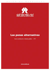 Las penas alternativas